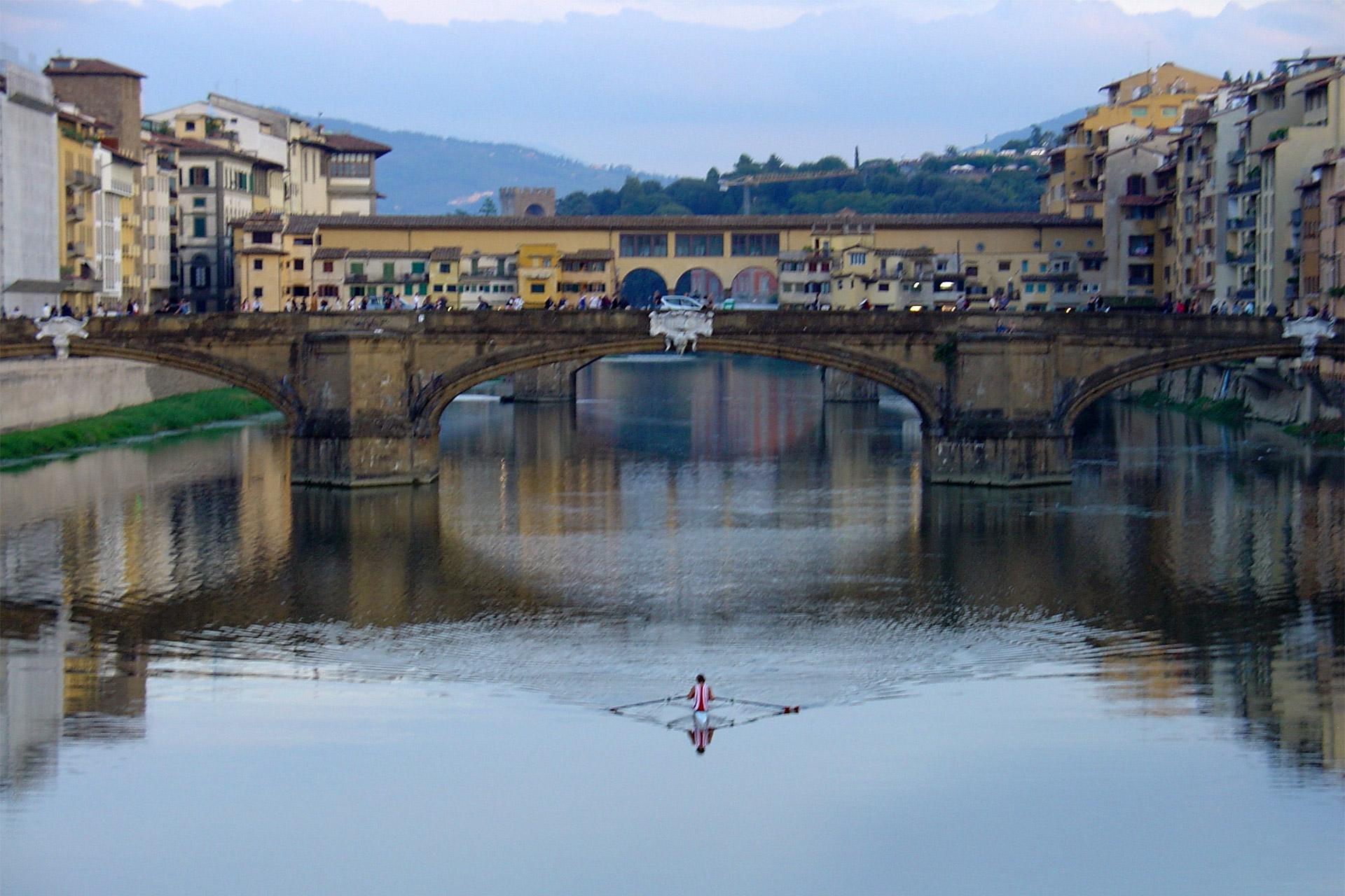 Florence: Architecture, Urban Landscape, Cultural Heritage Walking Tours