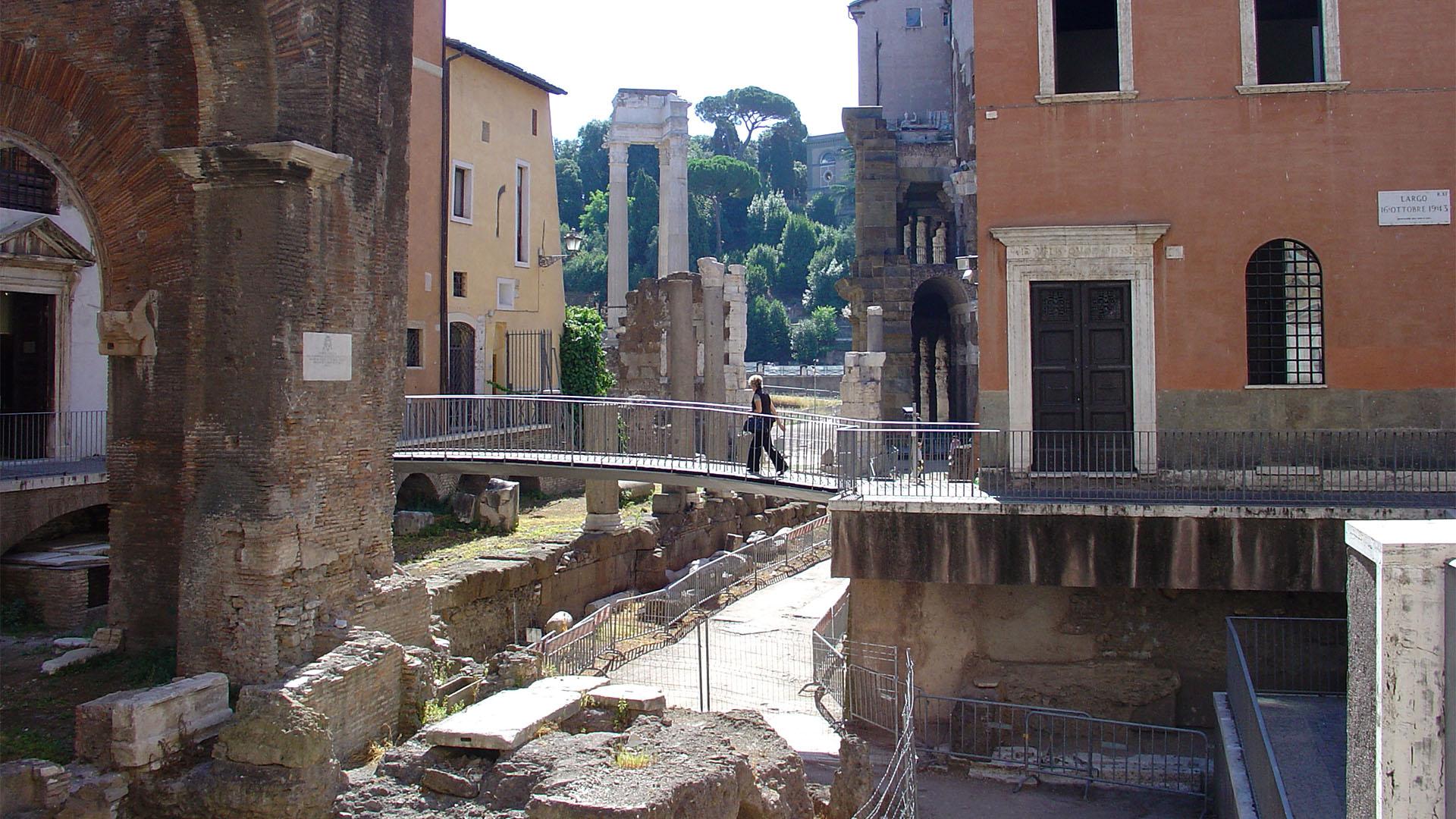 Rome: Architecture, Urban Landscape